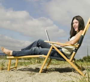 Женщина-фрилансер, или весь мир у ваших ног